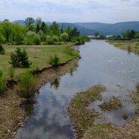 Речка Большая - приток Ангары. :: Rafael