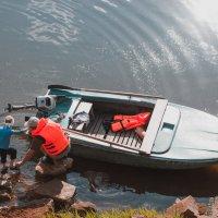 На борт, моряк! Мы отплываем! :: Егор Попов