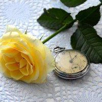 Дедушкины часы :: Наталия Лыкова