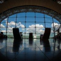 В аэропорте.2 :: Антон Смульский