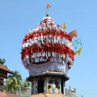Индия. Подготовка к фестивалю колесниц :: Владимир Шибинский