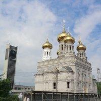 Тверь. Собор Александра Невского... :: Владимир Павлов