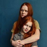 Сестры :: Светлана Мякотникова