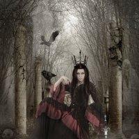 Тёмная королева :: Светлана Волконская