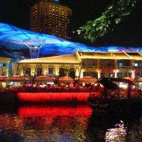 Набережная реки Сингапур. :: Александр TS