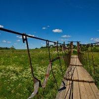 Старый мост :: Татьяна Копосова