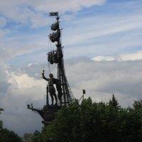 Памятник Петру I в Москве :: Екатерина Соломатина