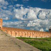 Смоленск. Крепостная стена. :: Олег Козлов