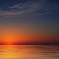 Карфагенские закаты (5).  Тунис :: Артур Овсепян