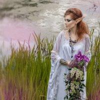 Эльфийская невеста :: Лидия Орембо