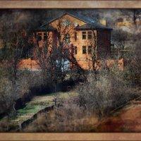 дом на холме :: лиана алексеева
