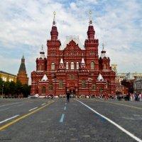 Москва. Исторический музей :: лиана алексеева