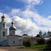 Юрьев монастырь. :: Людмила Алексеева