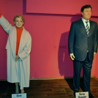 В музее они рядом :: Ростислав