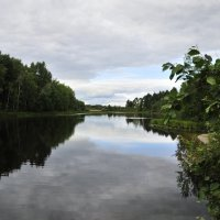 Озеро :: Виталий Житков