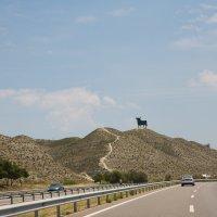 дорога из Мадрида в Барселону :: Алла Панасенко