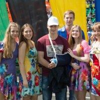 Чемпион мира по хоккею 2014 Дмитрий Орлов :: Павел Савин