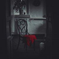 Красный контраст :: Кирилл Терехов