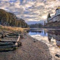 Зимние проблески :: Юлия Батурина