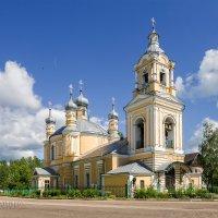 Ильинская церковь :: Юлия Батурина