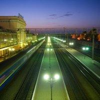 вокзал :: Игорь Ф.