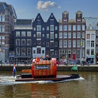 Этот многоликий Амстердам :: Лидия Цапко