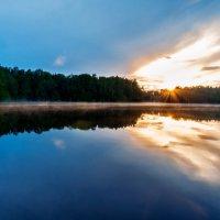 Озеро Уклейно . Валдай . :: Viktoria Intrada