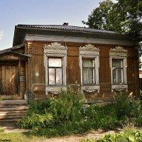 Домик в деревне :: Надежда Лаптева
