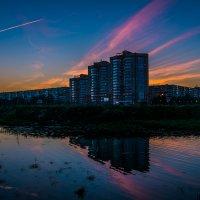 Вечер  в Челябинске :: Марк Э