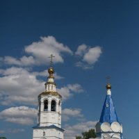 Святые места. :: Андрей Гашин