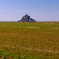 Mont Saint Michelle :: Владимир. ВэВэ