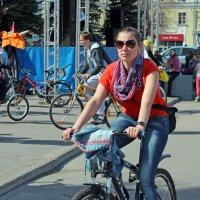 Северодвинск. Велопарад. Велодива :: Владимир Шибинский