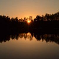 """Озеро санатория """"Шинник"""" :: Marina Chilek"""
