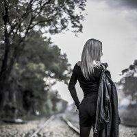 Дорога в никуда... :: Ольга Демьяненко