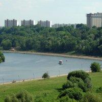 Москва-река :: Александр Качалин