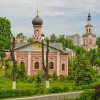 Донской монастырь в Москве. :: Виктор Евстратов