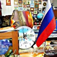 Интерьер кабинетный... :: Михаил Столяров