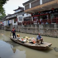 Шанхай. :: Андрей Фиронов