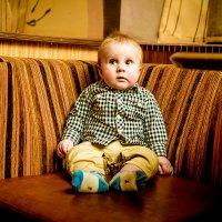 гость на Дне рождение :: Илья Земитс