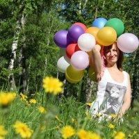 лето :: Лиза Игошева