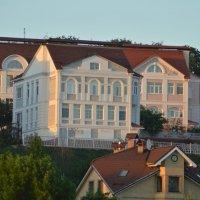 Красивый дом :: Аксана Чертихина