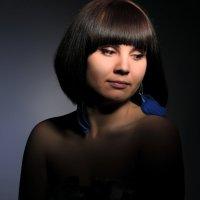 Девушка с сережками. :: Инга Туманова