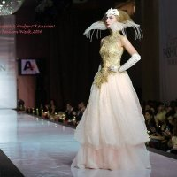 Estet Fashion Week 2014 :: Анастасия Ларионова