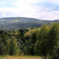 Лучше гор могут быть только горы :: Владимир Хижко