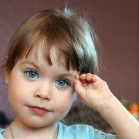 Маленькая модель :: Юлия Вилинчук