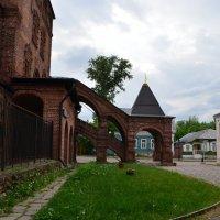 потаённый уголок старой Москвы :: Галина R...