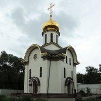 Храм-часовня Ксении Петербургской на Кузьминском кладбище :: Александр Качалин