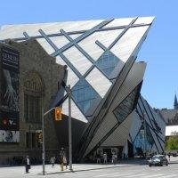 Музей ROM (Royal Ontario Museum) в Торонто :: Юрий Поляков