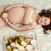 "Фотосъемка ""В ожидании малыша"" :: Елена Леухина"