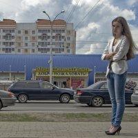 Небоскребы, небоскребы :: Светлана Мещан